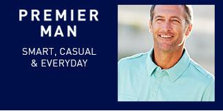 Premier Man - Smart, Casual & Everyday