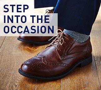 Step into the Occasion