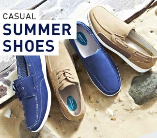 Casual Summer Shoes