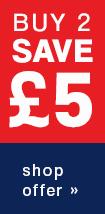 Buy 2 Save £5