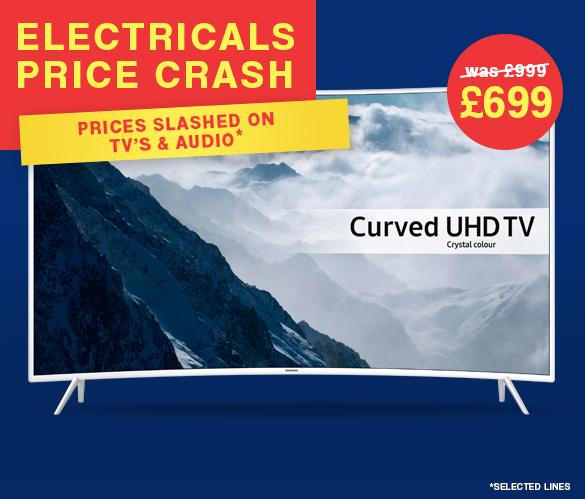 Electricals Price Crash