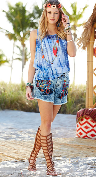 Trend: Sundrenched