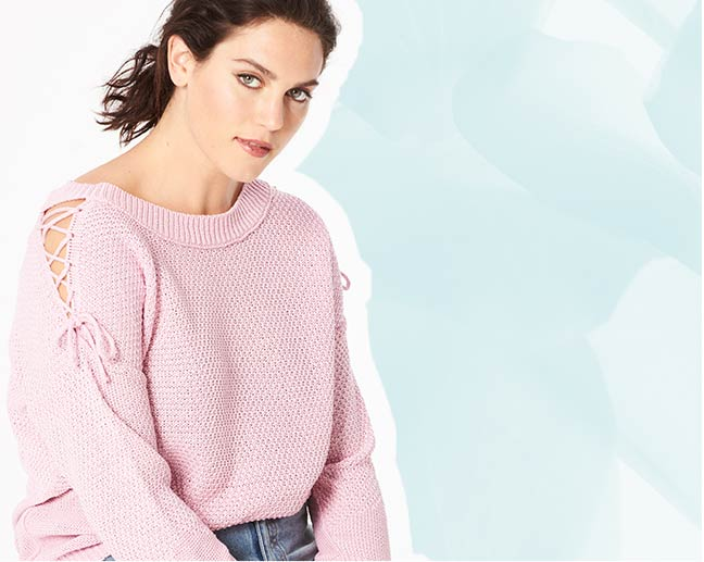 Cold Shoulder Knits