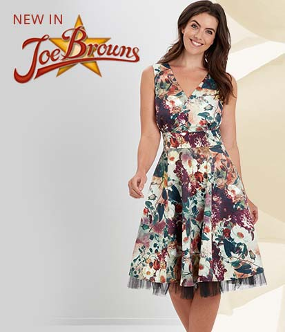 New In: Joe Browns