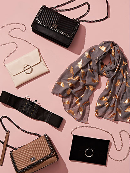 New In Accessories