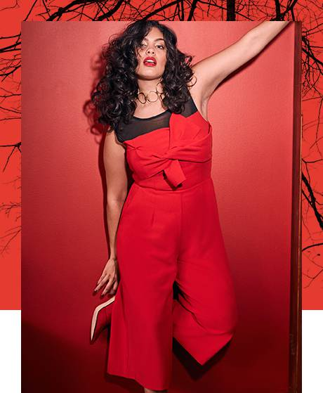 Shop the RED trend