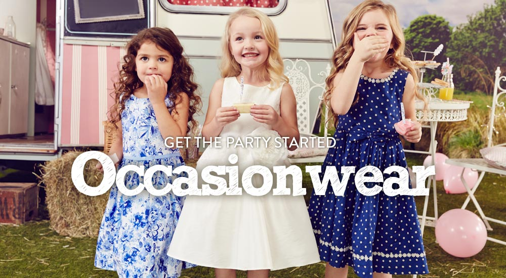 Get the Party Started - Occasionwear