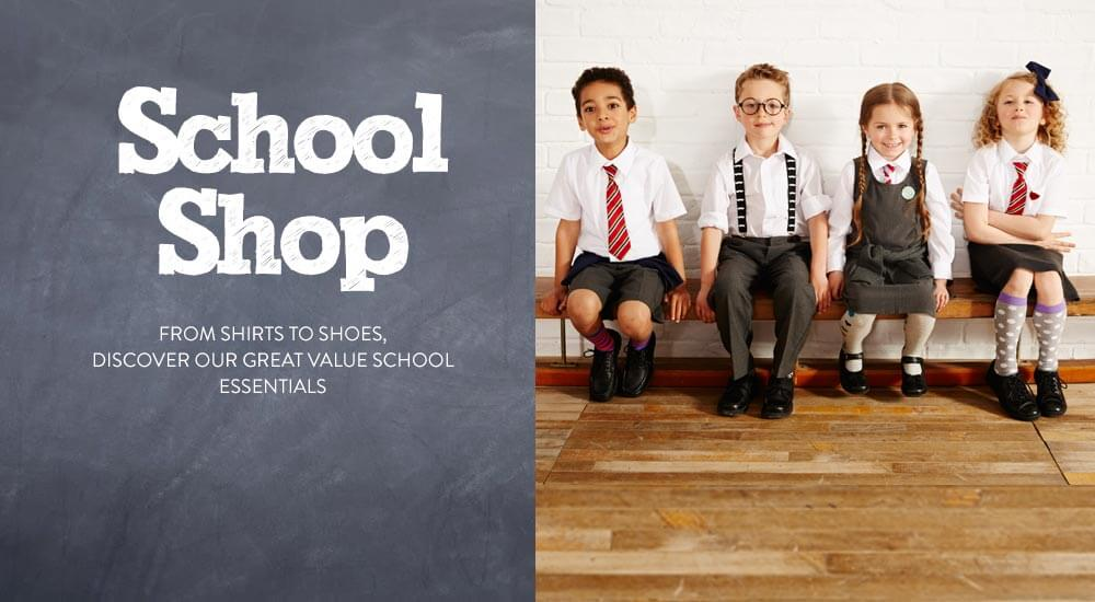 Back to School - School Shop