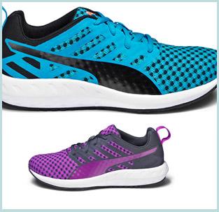 Puma & Vans Footwear