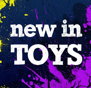 New In Toys