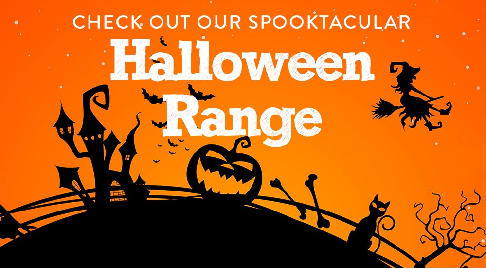 Check Out Our Spooktacular Halloween Range
