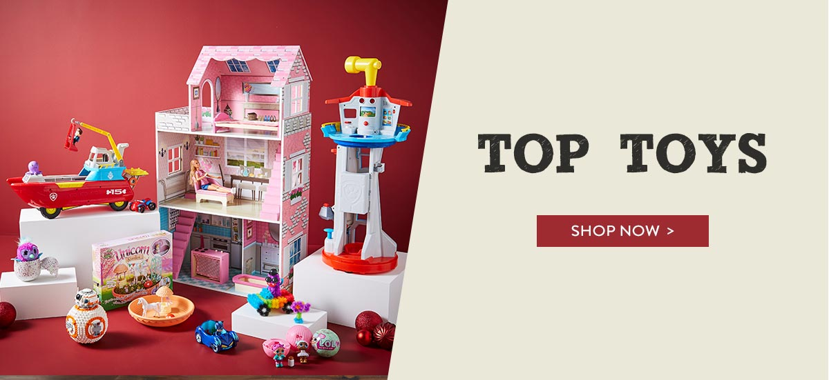 Top Toys!