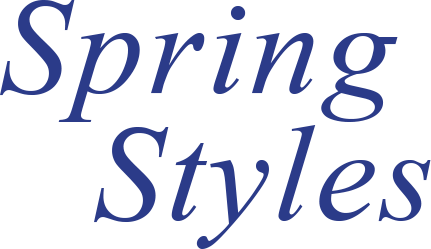 Spring Styles for Less