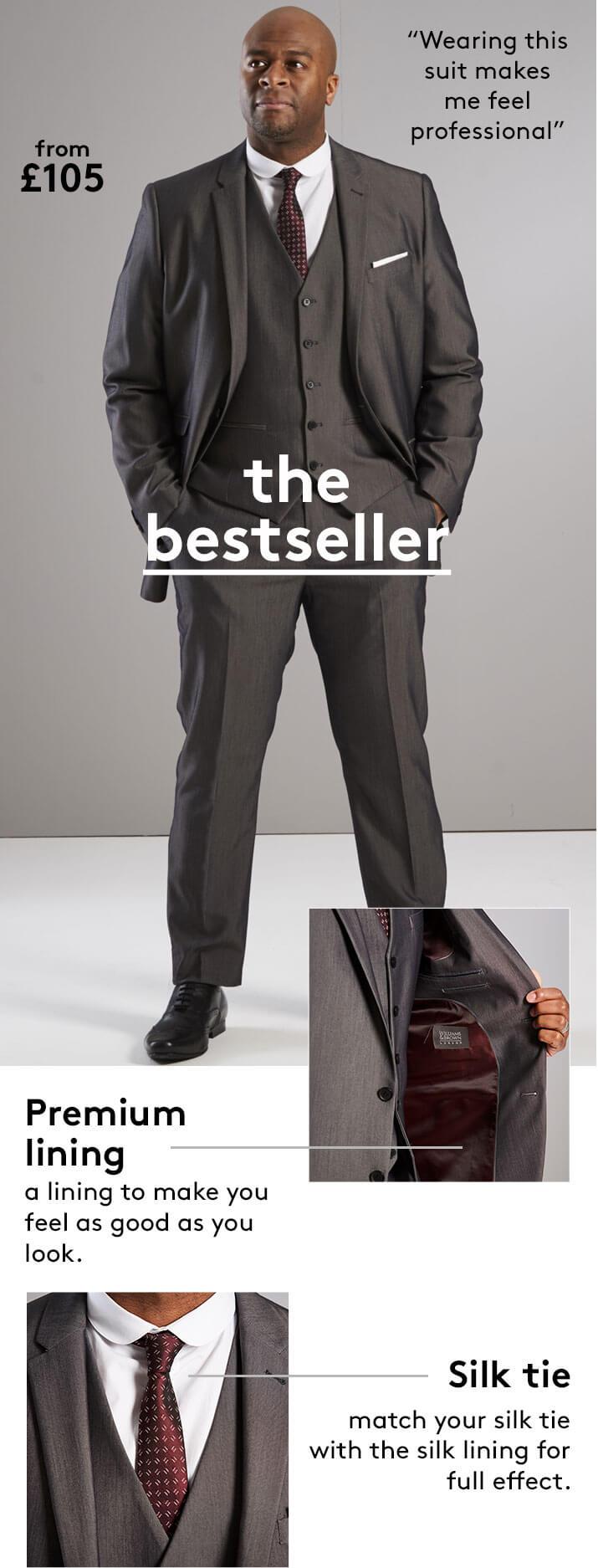 The Bestseller suit
