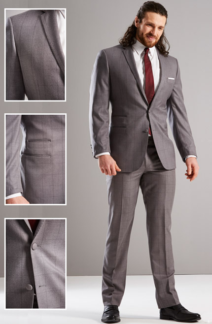 The check suit