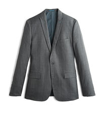 Grey Suit Jacket