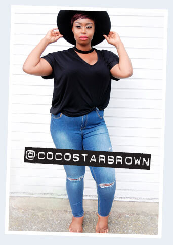 Cocostarbrown