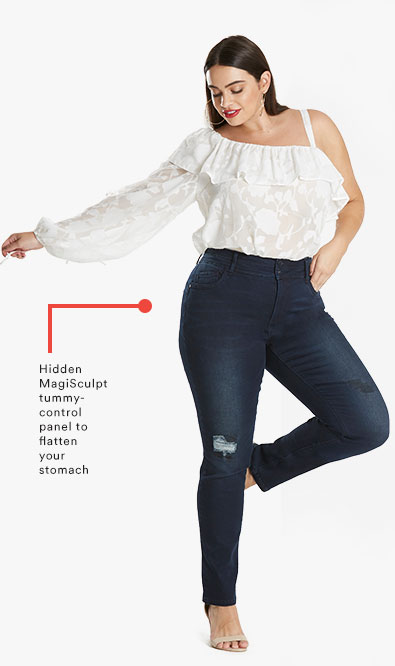 Shape and Scuplt Jeans