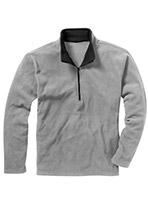 Mitre Zip-Through Sweatshirt