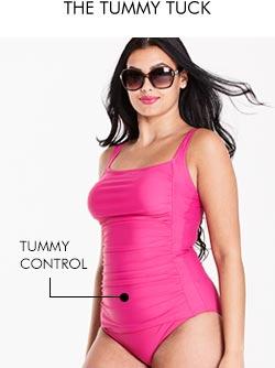 The tummy tuck