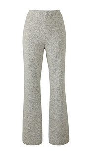 Grey Wide Leg Trousers