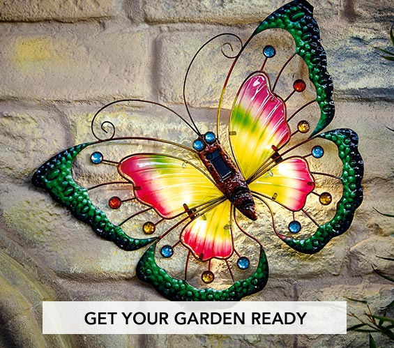 Get your garden ready