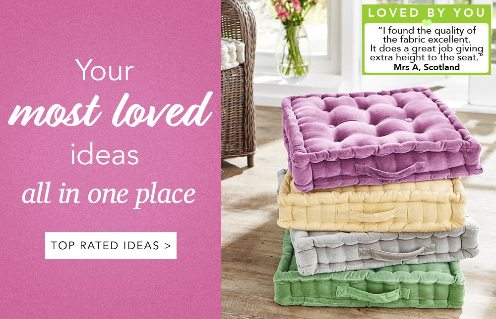 Your most loved ideas all in one place.