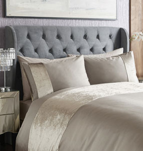 Boulevard Oyster Bedding Collection