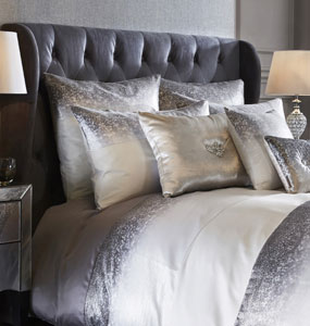 Kylie Glitter Fade Bedding Collection