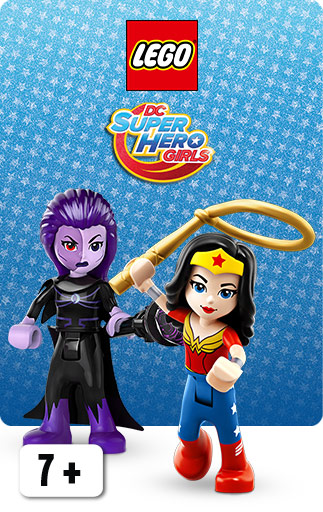 Lego DC Superhero Girls