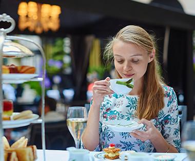 Afternoon Tea, Culture & Gourmet