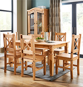 Corona Dining Collection