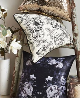 Whisperings trend cushions