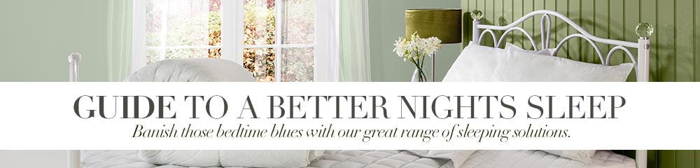 Guide To A Better Nights Sleep