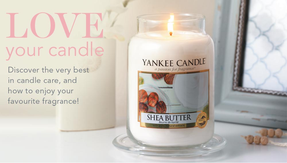Love Your Candle