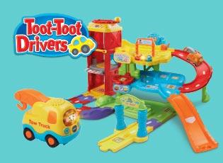 Toot-Toot Drivers
