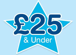£25 & Under