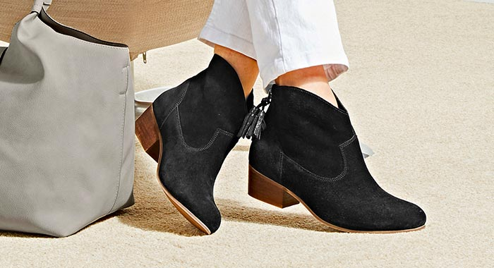 The Western Boots