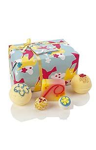 Bath Bomb Birds Of Paradise Gift Set