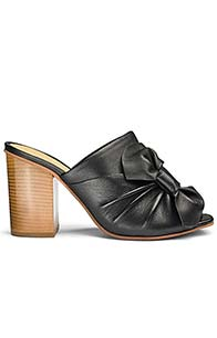 Sole-Diva-Leather-Bow-Detail-Mule