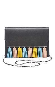 Tassel Clutch Bag