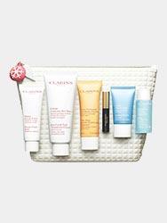 Clarins Ladies 'My Weekend Must Haves' Skincare Gift Set