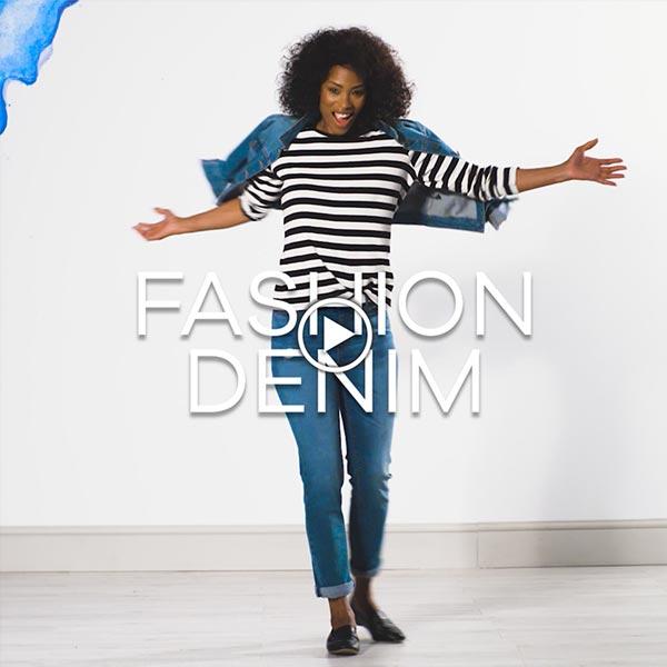 Fashion Denim Video