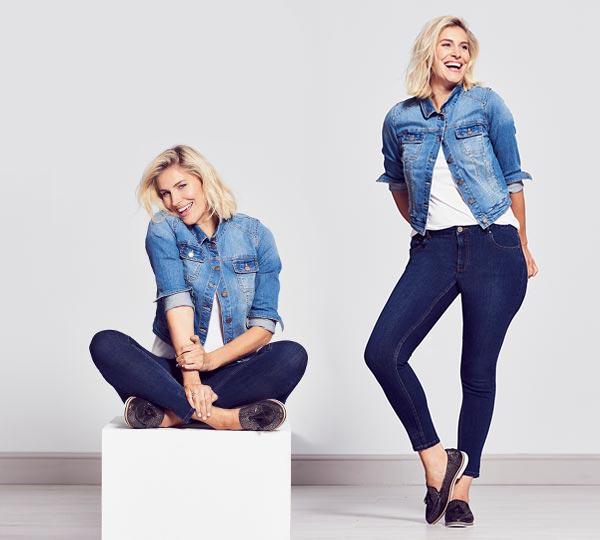 Infinity 4-way stretch jeans