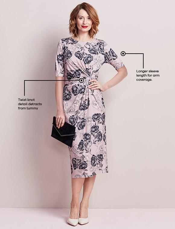 Figure Flattering Fashion